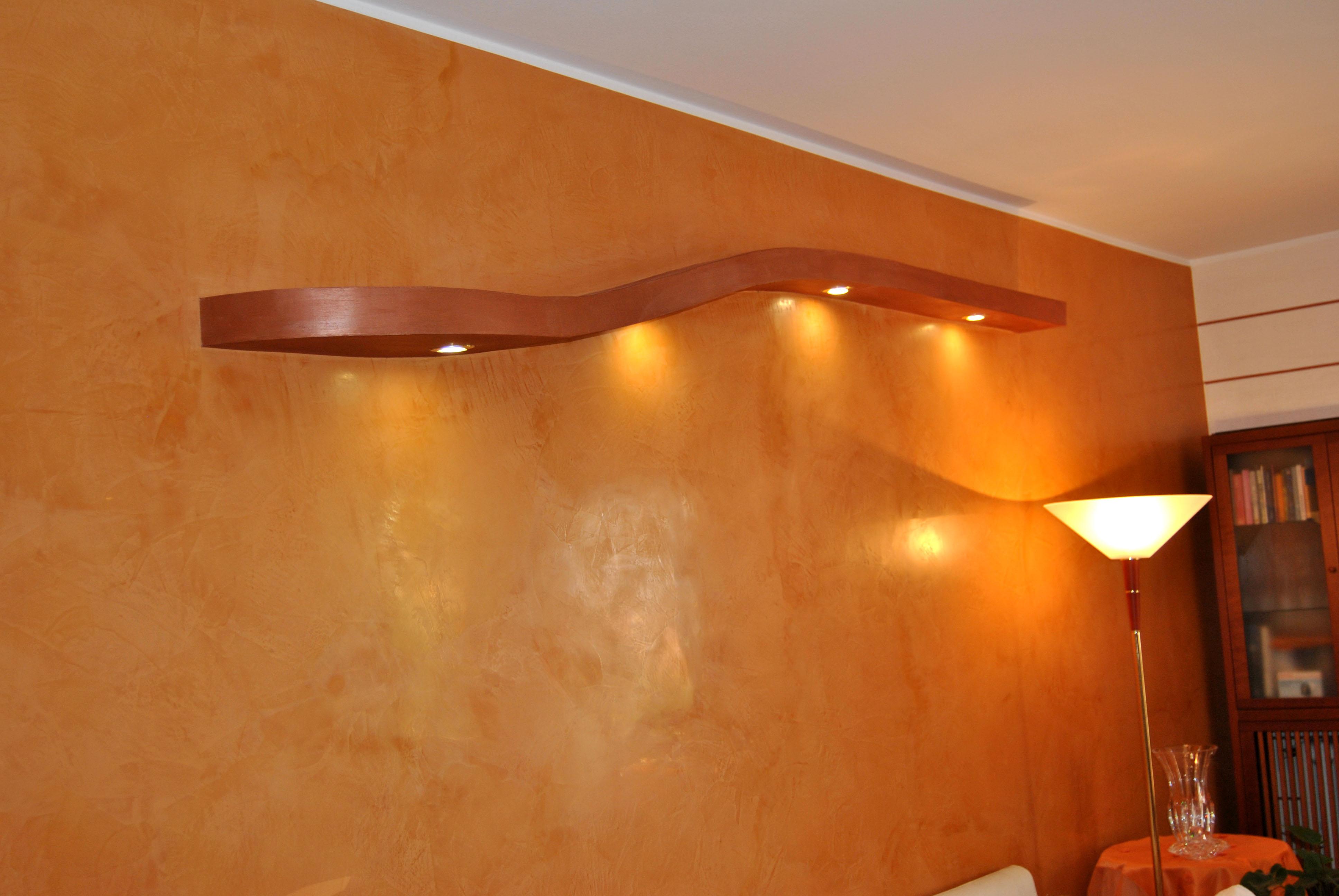 Lavori di pregio con stucco veneziano marmorino naturale for Bagni con stucco veneziano