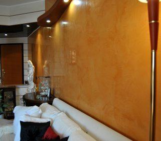 Lavori di pregio con stucco veneziano marmorino naturale for Stucco veneziano milano